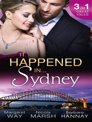 cover image of It Happened in Sydney
