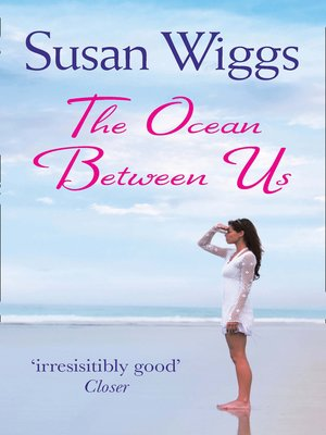 cover image of The Ocean Between Us