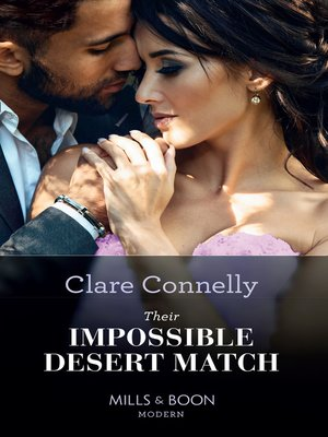 cover image of Their Impossible Desert Match