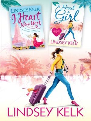 cover image of About a Girl, I Heart New York
