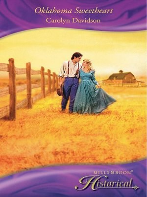 cover image of Oklahoma Sweetheart
