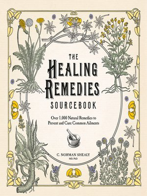 cover image of The Healing Remedies Sourcebook