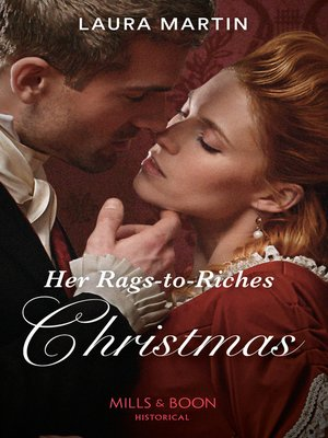 cover image of Her Rags-To-Riches Christmas