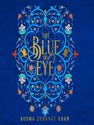 cover image of The Blue Eye (The Khorasan Archives, Book 3)