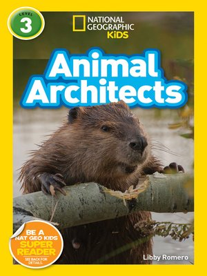 cover image of Animal Architects