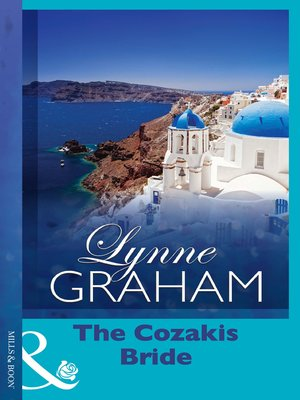 cover image of The Cozakis Bride