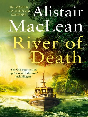 cover image of River of Death