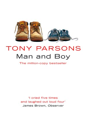 cover image of Man and Boy