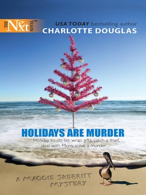 cover image of Holidays Are Murder