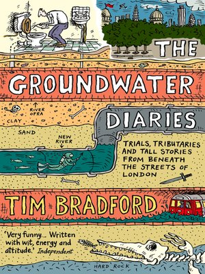 cover image of The Groundwater Diaries
