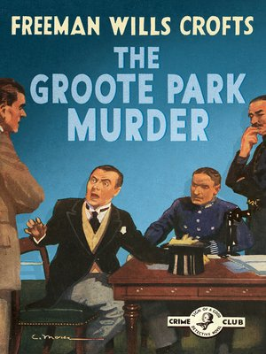 cover image of The Groote Park Murder