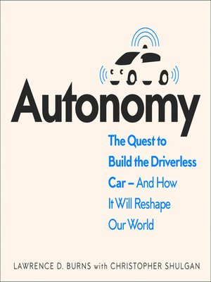 cover image of Autonomy