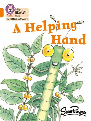cover image of Collins Big Cat Phonics for Letters and Sounds – a Helping Hand