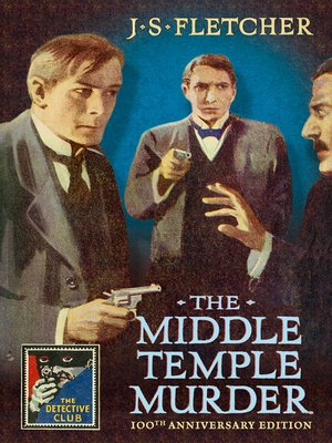 cover image of The Middle Temple Murder