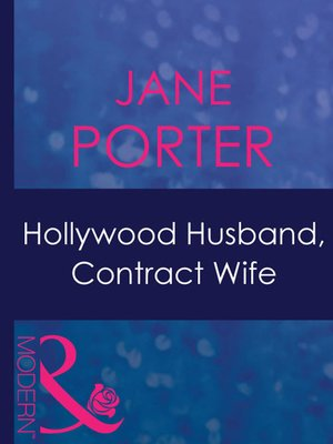 cover image of Hollywood Husband, Contract Wife