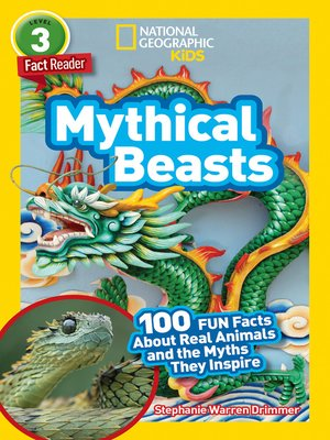 cover image of Mythical Beasts