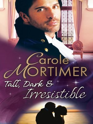 cover image of Tall, Dark & Irresistible