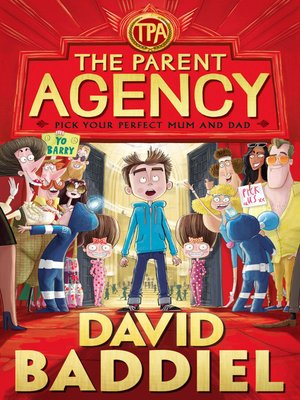 cover image of The Parent Agency