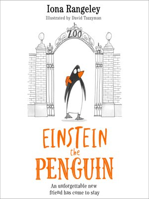 cover image of Einstein the Penguin