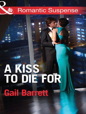 cover image of A Kiss to Die for