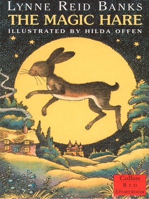 cover image of The Magic Hare (Red Storybook)