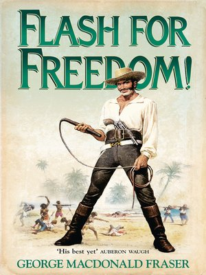 cover image of Flash for Freedom!