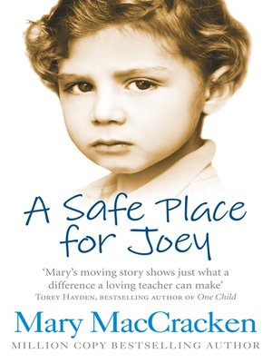 cover image of A Safe Place for Joey