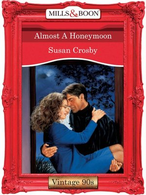 cover image of Almost a Honeymoon