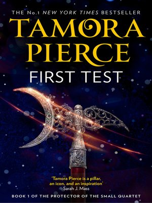 cover image of First Test