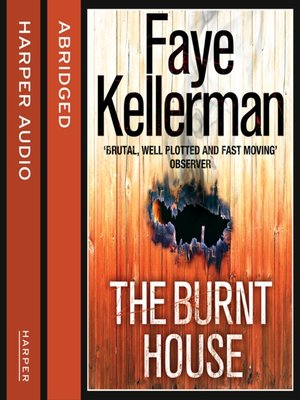 cover image of The Burnt House