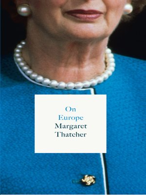 cover image of On Europe