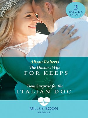 cover image of The Doctor's Wife For Keeps