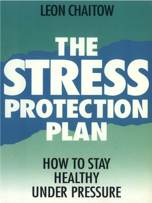 cover image of The Stress Protection Plan