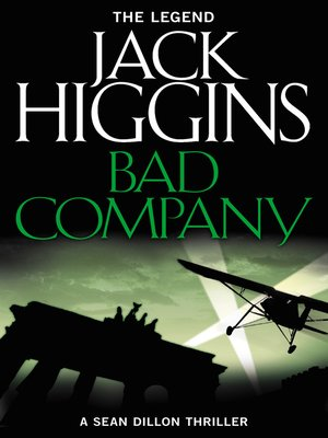 cover image of Bad Company