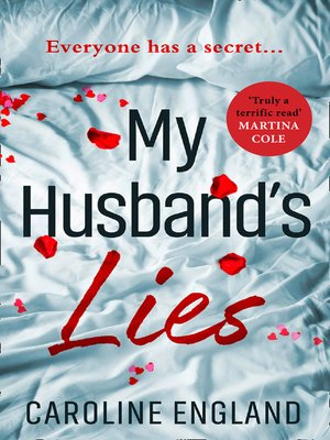 cover image of My Husband's Lies