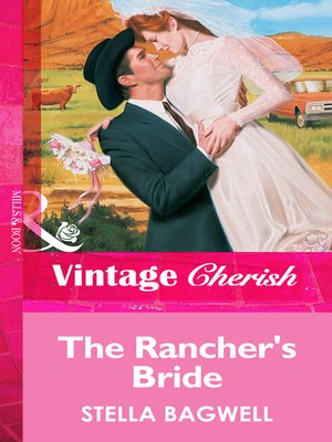 cover image of The Rancher's Bride