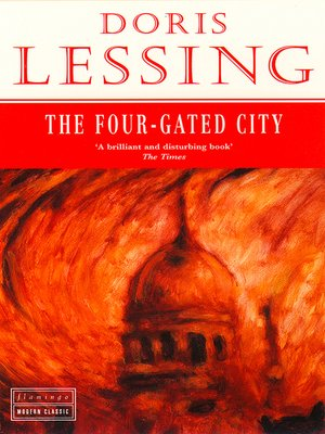 cover image of The Four-Gated City