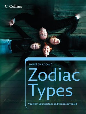cover image of Zodiac Types