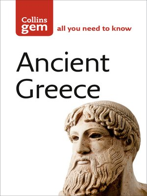 cover image of Ancient Greece (Collins Gem)