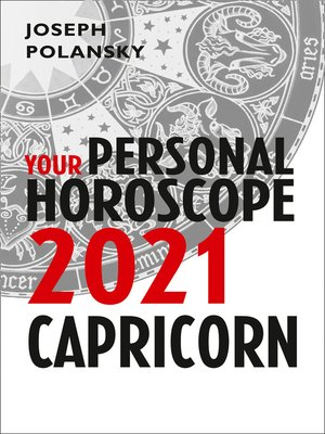 cover image of Capricorn 2021