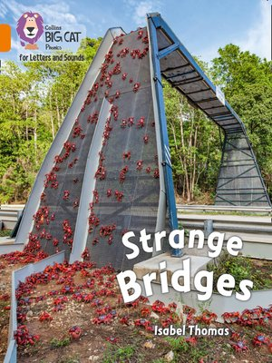 cover image of Collins Big Cat Phonics for Letters and Sounds – Strange Bridges