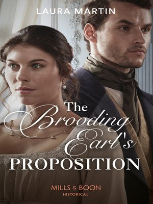 cover image of The Brooding Earl's Proposition