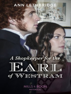 cover image of A Shopkeeper For the Earl of Westram