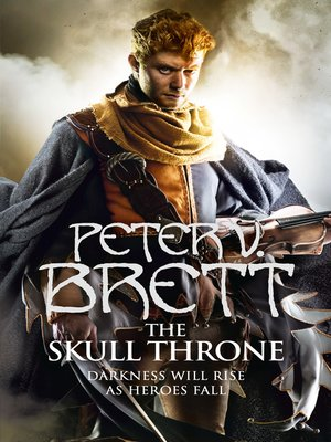 cover image of The Skull Throne