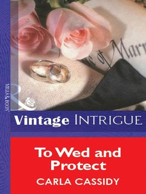 cover image of To Wed and Protect
