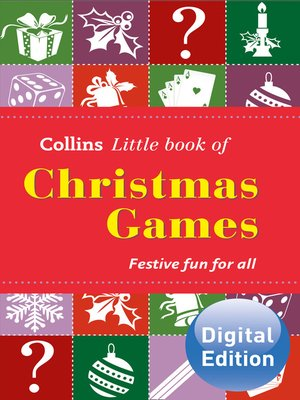 cover image of Christmas Games (Collins Little Books)