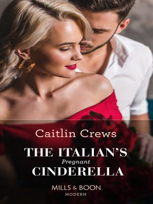 cover image of The Italian's Pregnant Cinderella