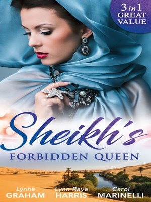 cover image of Sheikh's Forbidden Queen: Zarif's Convenient Queen / Gambling with the Crown