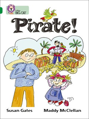 cover image of Pirate!