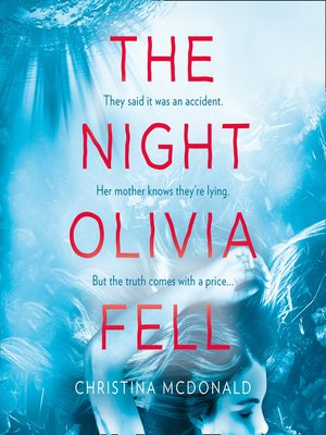 cover image of The Night Olivia Fell
